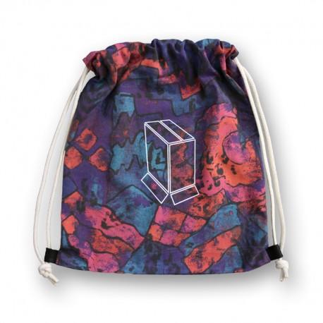 Recycled Drawstring Bag n°24